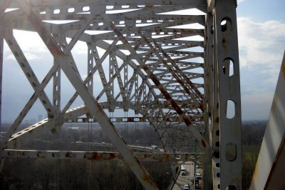 Sherman Minton Bridge inspections complete and ramp improvements scheduled